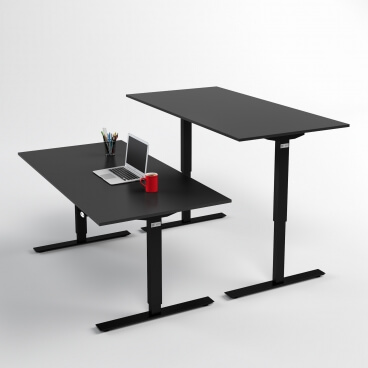 hoj-och-sankbart-skrivbord-svart-stativ-och-svart-skiva