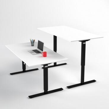 hoj-och-sankbart-skrivbord-svart-stativ-och-vit-skiva